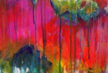 Paintings & illustrations  / by Paloma Villarreal