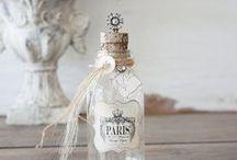 Bottles and Mason Jars / by Vicki Love