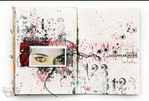 Inspiration Finnabiar (Ania Dabrowska) and France Papillon / by Vicki Love
