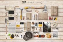 TOOLBOX | DESIGN HELPERS / Templates, Mock-Ups & Design Tutuorials