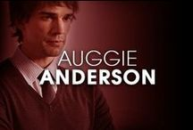 Auggie Anderson / by Covert Affairs