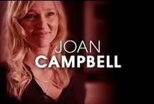 Joan Campbell / by Covert Affairs