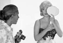 Eve and Marilyn / Marilyn Monroe photographed by Eve Arnold