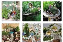 Minigarten (Fairy Garden)