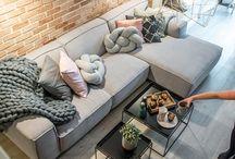 Decor - HOME / Casas e Aptos dos sonhos e decoração clean