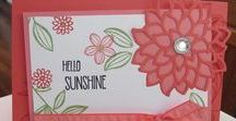 I'm Happy Stampin' / Original cards from Imhappystampin.blogspot.com