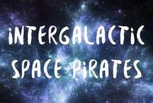 sw OCs aesthetics / yeah but pirates in a galaxy far far away