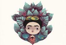Illustration + Design / by Christina Mackin