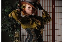 My Steampunk Style / Things I'd love to wear, including fabulous steampunk outfits, magnificent modded accessories and some really amazing shoes or boots.
