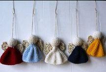 Winter/Christmas/Valentine crochet