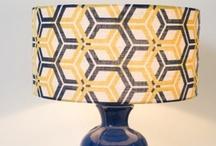 Yolk Lamps ::: The Geometrics Collection