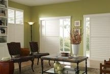 Plantation Shutters / Plantation Shutters are the only window coverings that increase the value of your home. They're furniture for your windows!