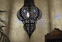 Guest Bedroom Ideas: Moroccan vs French Industrial vs Transitional / by Nichole Tomjanovich Quinn