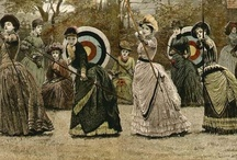 Vintage Clothing / Vintage clothing, especially from the Victorian age.