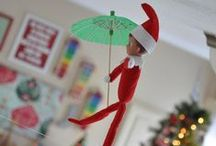 Elf on the shelf / by Marie Poches