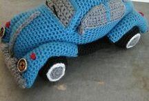 Crochet Amigurumi and toys / toys