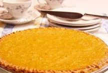 Thanksgiving and Pumpkin Pie... / Pumpkin pie and thankfulness...