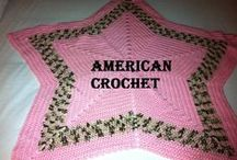American Crochet's Finds / Great patterns, tutorials, stitches, and ideas ~ I've pinned (friend's have suggested) from all over the web!