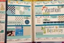 Planner LOVE!- ECLP, Filofax (Ideas, Decor, Printables) / Erin Condren, Filofax, Moleskine, etc. Ideas, Inspiration, Decor & Printables, etc. / by Celia Perkins