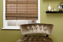 All Natural Window Coverings / Woven Wood Shades - Wood Blinds - Wood Plantation Shutters  | All Natural Window Treatments from Shades Shutters Blinds!