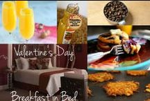 Valentine's Day Ideas / Recipes, DIY tips and decorating ideas for Valentine's Day!