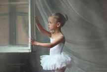 Ballerinas in The Making