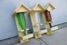 Upcycling in the Garden / Making new from old, repurposing salvaged materials in a sustainable way. / by GrowVeg.com