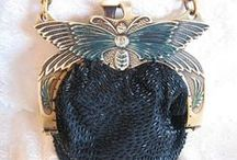 Purse Crazy / Purses, new ones and vintage.
