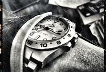 ROLEX Watch / by Charly HO