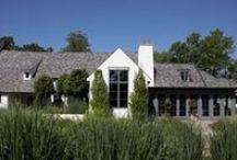 Fulbrook Home-Exterior-Cottage (Shingle style vs Modern New Americana vs Transitional modern) / by Nichole Tomjanovich Quinn