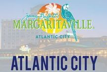 Atlantic City / www.margaritavilleatlanticcity.com / by Margaritaville
