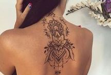 Body Art Tattoos for Women / Nowadays every boys and girls are fond of tattoos. In this board you   can find your desire tattoos design.