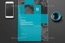 Best Proposal Templates / Huge collection of  best proposal template designs that will make your business proposal stand out in the crowd. Presentation is everything in today's world, finding the best proposal design is no more a tough job. Pick any of these proposal template collection and win the funding race with flying colors.