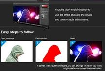 Photoshop Actions / This board is all about photoshop actions both free and premium