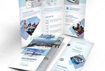 Brochure Template / Are you looking for brochure template? Here you can find different kind of brochure template.
