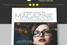Magazine Template / Lets find our collection of stunning magazine cover templates and create stunning designs with our drag-and-drop design platform.