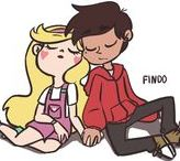 Star Vs the Forces of Evil / Marco and Star: OTP