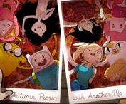 It's Adventure Time!!! / Sum cool art and stuff from the universe that is adventure time!