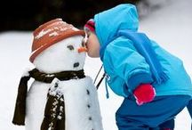snow people / by Ann Cox