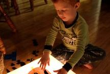 Hands on Learning / Keeping little hands busy ~ instilling a lifetime of learning and discovery. / by Stephanie Frese Neujahr