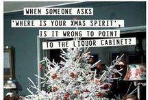 Christmas humor / vintage holiday humor / by Ann Cox