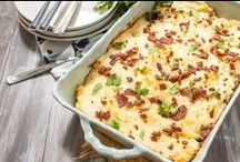 Blogger-licious! / Favorite recipes from food sites and bloggers. / by Famous Idaho Potatoes