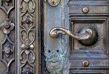 -knock knock- / by Barbara Kerley