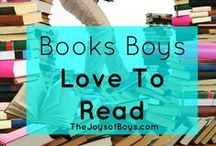 Favorite Children's Books / Some great book that your boys will love.