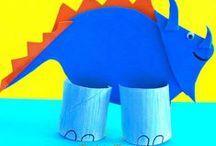 Craft Ideas for Boys / EASY craft ideas that BOYS will enjoy.