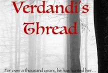 Verdandi's Thread / My main work in progress: a fantasy adventure based in Norse mythology :)  Pictures show images and quotes that are evocative of the story, and people who resemble my characters. :)