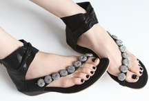 Sandals / by Lovely Fashion