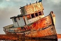 Abandoned # 2 / by Barbara Kerley