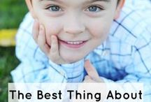 Parenting Tips For Raising Boys / Great articles and ideas for parenting young boys.