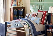 Boys Room Decorating / Unique and fun ideas for decorating a boy's room.